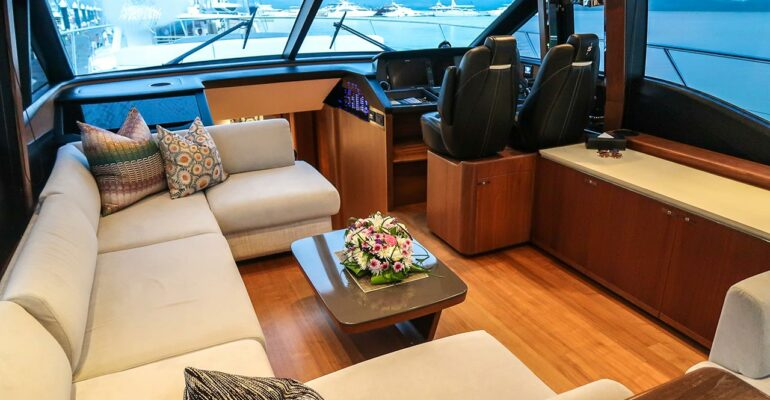 Princess S65 KATI Boat in the Bay Phuket_3