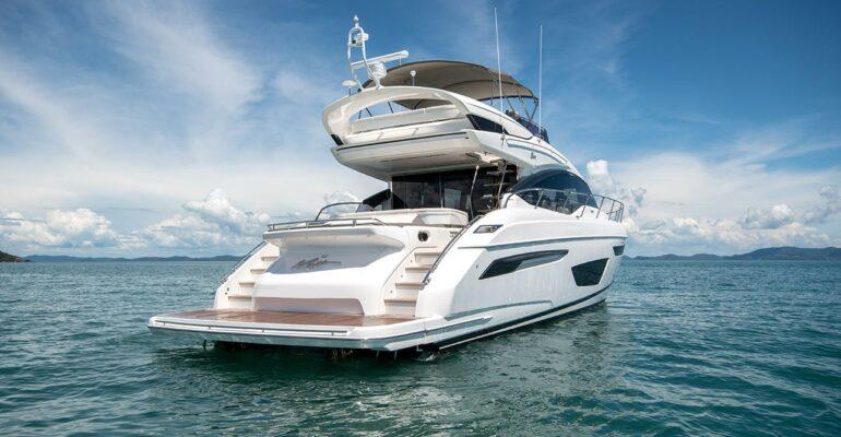 Princess S65 KATI Boat in the Bay Phuket_7