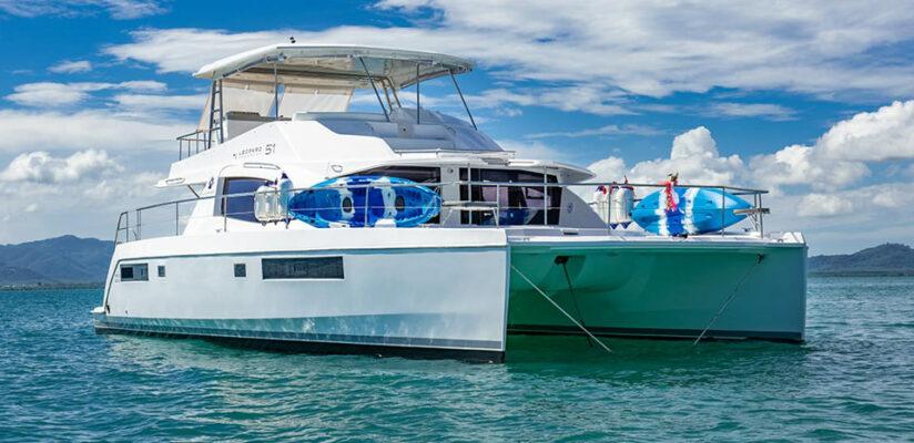 Leopard 51 Power Catamaran