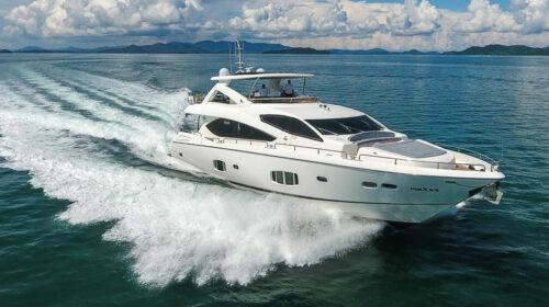Sunseeker Yacht Charter Phuket