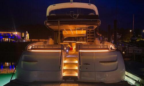Princess motor yacht consultancy